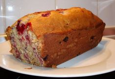 Raspberry and Apple Bread - Real Recipes from Mums