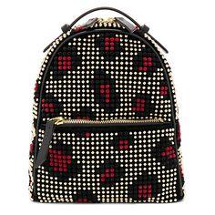 les petits joueurs Baby Mick Backpack ($835) ❤ liked on Polyvore featuring bags, backpacks, handbags, rucksack bags, shoulder strap backpack, pocket backpack, shoulder strap bags and daypack bag