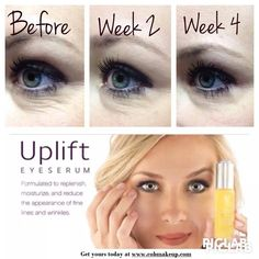 wrinkles? crows feet? fine lines? Check this out.... it's the one month results of using our UPLIFT!!!! This is a fellow younique sister of mine! This is great for MEN and WOMEN!! Eeeeek it's like botox in a bottle! it can be ordered right here in Phillips party and ships right to your door! Go ahead.... do something for you! Treat yourself and firm up your skin at the same time! #lookyounger #feelyounger #treatyourself #wrinkles #finelines