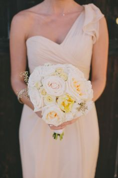 All that glitters is gold, and this winery wedding evokes that saying and much more. Discover the opulence captured by Jake and Necia Photography.