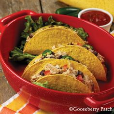 Gooseberry Patch Recipes: Fiesta Chicken Pronto from 101 Easy Entertaining Recipes