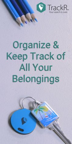 TrackR bravo is a small, coin-sized tracking device that you can attach onto any… Storage Organization, Organizing Tips, Organize Your Life, Cool Gadgets, Getting Organized, Cleaning Hacks, Helpful Hints, The Help, Life Hacks