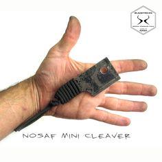 Bladetricks Nosaf Mini Cleaver