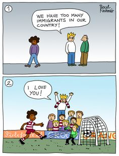 Racism in our society Caricatures, Our Country, Cartoons, Father, Love You, Pai, Cartoon, Te Amo, Je T'aime