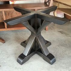 Best Custom Wood Table Bases Images On Pinterest Custom Wood - Custom wood table bases