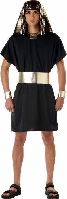 California Costumes Men`s Pharaoh  sc 1 st  Pinterest & 56 best Egyptian costumes diy images on Pinterest | Egypt Egyptian ...