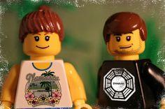 Dharma Initiative legos- LOST