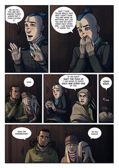No End | webcomic