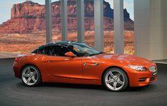 Обнаженный 2014 BMW Z4 Roadster
