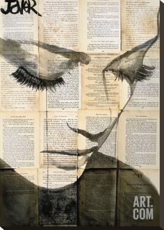 Birds Stretched Canvas Print by Loui Jover at Art.com