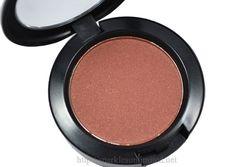 MAC Blush- Sweet As Cocoa (Sheertone shimmer)