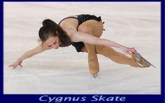 Cygnus Skate - Site sur le patinage artistique L'Araignée par Candice Didier.
