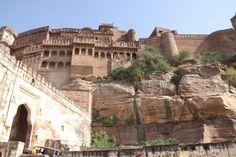fort de Meherangarh (propriété du maharaja) Jodhpur