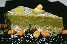 Torturi Raw la Satya Cheesecake, Menu, Restaurant, Desserts, Food, Cheesecake Cake, Menu Board Design, Twist Restaurant, Postres