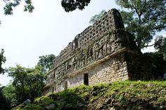 """Sito Maya di Yaxchilan ... """"il luogo delle pietre verdi"""" - Mexico"""