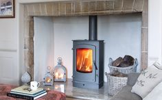 Fireplaces, Stove, Home Appliances, Building, Wood, Fireplace Set, House Appliances, Fire Places, Range