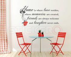 Home - dragoste, amintiri, prieteni, veselie