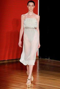 Alexandre Herchcovitch São Paulo Spring 2015 Fashion Show