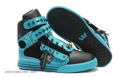 Justin Bieber Supra Shoes For Girls TK Society 2011 Black Jade Black clearance this chirstmas day