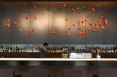 East Hotel Bar Interior Design