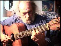 """Klaus Weiland playing """"das Loch in der Banane"""""""