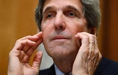 John Kerry's Insensitivity at Funeral of Fallen Soldier Will Infuriate You  HE WAS BORN WITHOUT ANY SENSES AT ALL....BUFFOON!