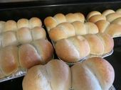 Using Rhodes frozen roll dough. Let rise the nght before. Using Rhodes frozen roll dough. Let rise the nght before. Rhodes Dinner Rolls, Rhodes Rolls, Roll Dough Recipe, Bread Dough Recipe, Rhodes Bread, Frozen Dinner Rolls, Frozen Bread Dough, Dinner Rolls Recipe, Holiday Recipes