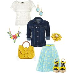 Just For Fun!, created by shelly-tucker on Polyvore