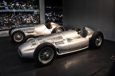 Collection Schlumpf - Cité de l'Automobile. Mulhouse car museum. Mercedes Benz. Classic car. Foto Xabi Albizu