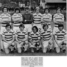 Celtic Team, Celtic Fc, Jim Davidson, Back Row, Glasgow, Emerald, Ford, Emeralds, Gems