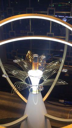 Maysu Cosmetic display design by Design Overlay. #retail design #display #cosmetic #gold Pos Display, Display Design, Pop Design, Stand Design, Homemade Natural Deodorant, Cosmetic Display, Visual Merchandising Displays, Furniture Factory, Exhibition Display