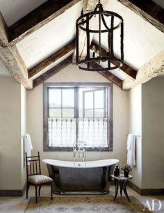 Bathrooms with Lanterns