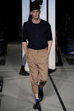 Robert Geller Spring-Summer 2015 Men's Collection