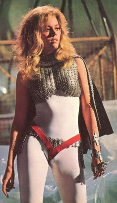 Jane Fonda - Barbarella (1968)