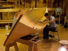 Boat Builder in Residence