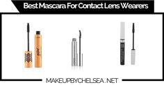 Best Mascara For Contact Lens Wearers
