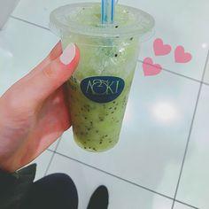Kiwi juice ♡