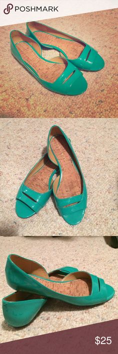 Nine West flats Flats. Worn once. All posts open to offers, trades, custom/bundled deals, M, Ven. Nine West Shoes Flats & Loafers