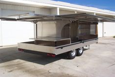 The Ultimate Job Site contractor Trailer Work Trailer, Trailer Diy, Trailer Storage, Trailer Plans, Welding Trailer, Welding Trucks, Truck Canopy, Truck Bed, Utility Truck