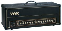 The VOX Showroom - The Vox AC100CPH Amp Head