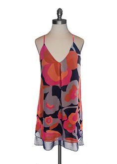 Judith March - Spring Poppy Tank Dress