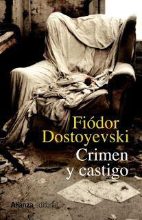 El hechizo de los libros: Clásicos: Crimen y castigo, de Fiódor Dostoyevski