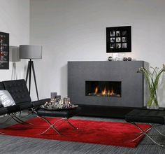 Faber Relaxed Premium M  #Kampen #Fireplace #Fireplaces #Interieur