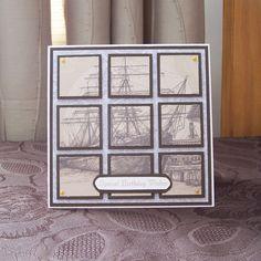 ship squares card