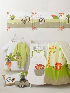 La vie en taupe on pinterest tour de lit bebe and safari for Collection chambre bebe garcon