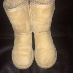 uggs feet smell