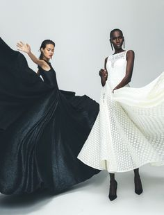The hottest African fashion you'll see this year: #AfricaUnite in style with the #JanuaryIssue shoot.