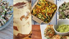 I've found I have a hard time keeping up with a weekly top 10 recipe roundups, so I'm dropping it down to the top 5 in hopes it's easier to manage! Th... via lowcarbzen.com -  #Avocado #Bacon #BulletproofCoffee #Casserole #Cheese #Chicken #Hamburger #Salad #Zucchini
