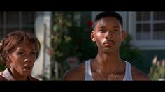 """**Independence Day (1996)  Will Smith, Bill Pullman, Jeff Goldblum - Director: Roland Emmerich - Aliens bent on destroying Earth can only be stopped by determined humans. Captain Steven Hiller: """"Y'know, this was supposed to be my weekend off, but noooo. You got me out here draggin' your heavy ass through the burnin' desert with your dreadlocks stickin' out the back of my parachute. You gotta come down here with an attitude, actin' all big and bad..."""""""