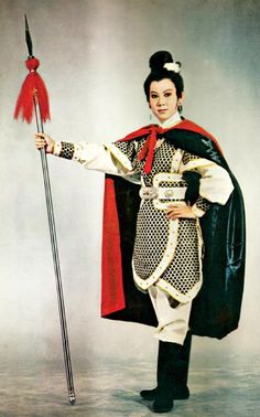 """A collection of stills from the female-centric Shaw Brothers classic, """"14 Amazons."""""""